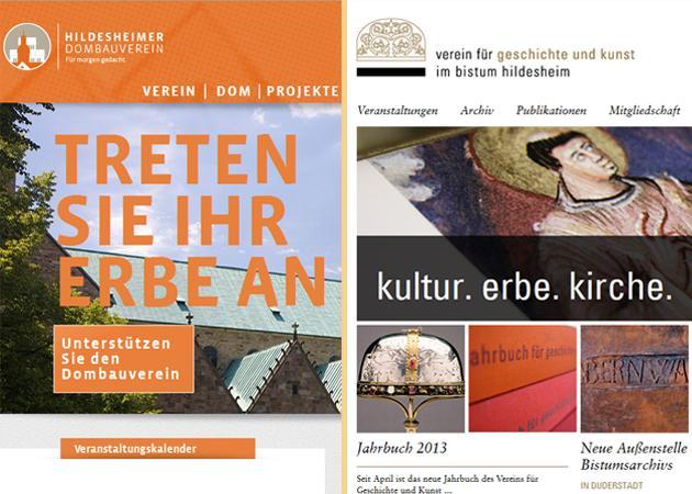 Zwei Fördervereine unterstützen das Hildesheimer Dommuseum.