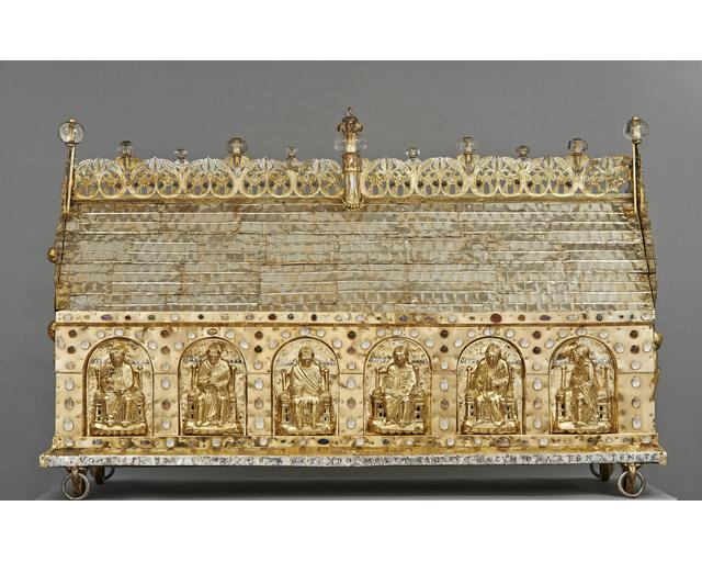 Godehard Shrine | Hildesheim Cathedral Treasure
