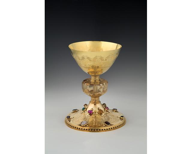 So-called St. Bernward Chalice | Hildesheim Cathedral Treasure